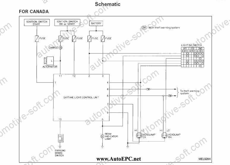 Wiring Diagram Qashqai J10